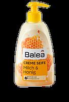 """Крем-мыло """"Мед-молоко"""" Balea 500 мл. Германия"""