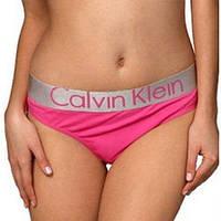 Нижнее белье, трусы женские Calvin Klein, хлопок, лайкра