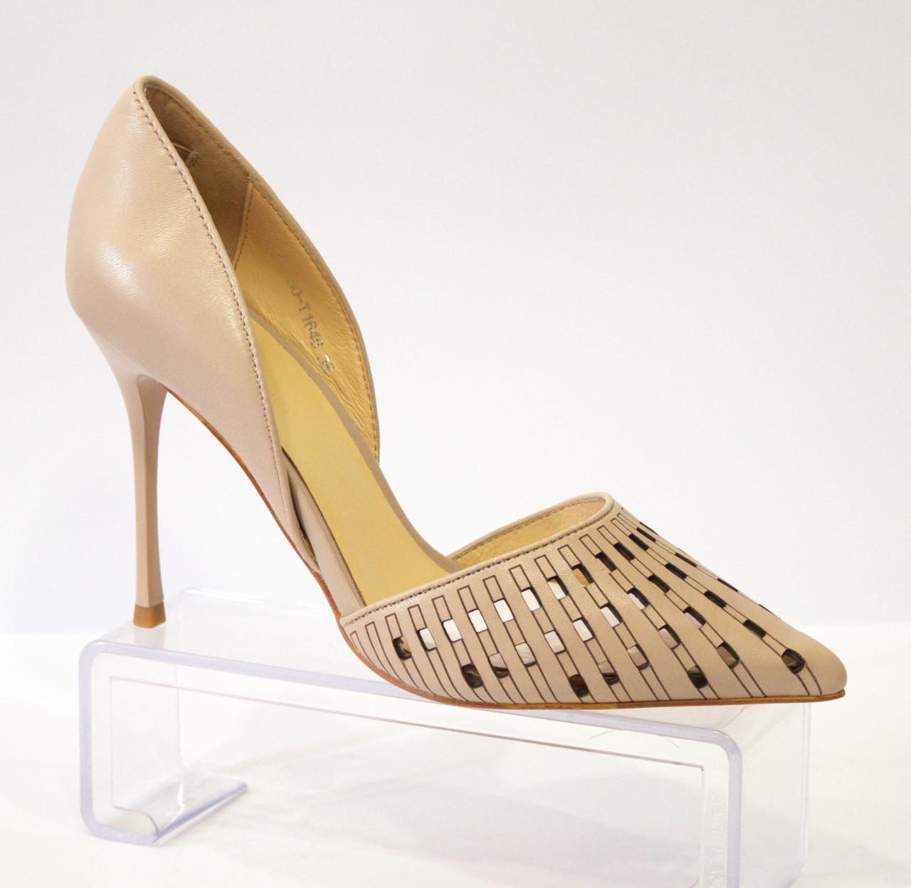 Туфли на шпильке Mellanee 1512
