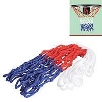 Баскетбольная сетка - нейлон 5мм.
