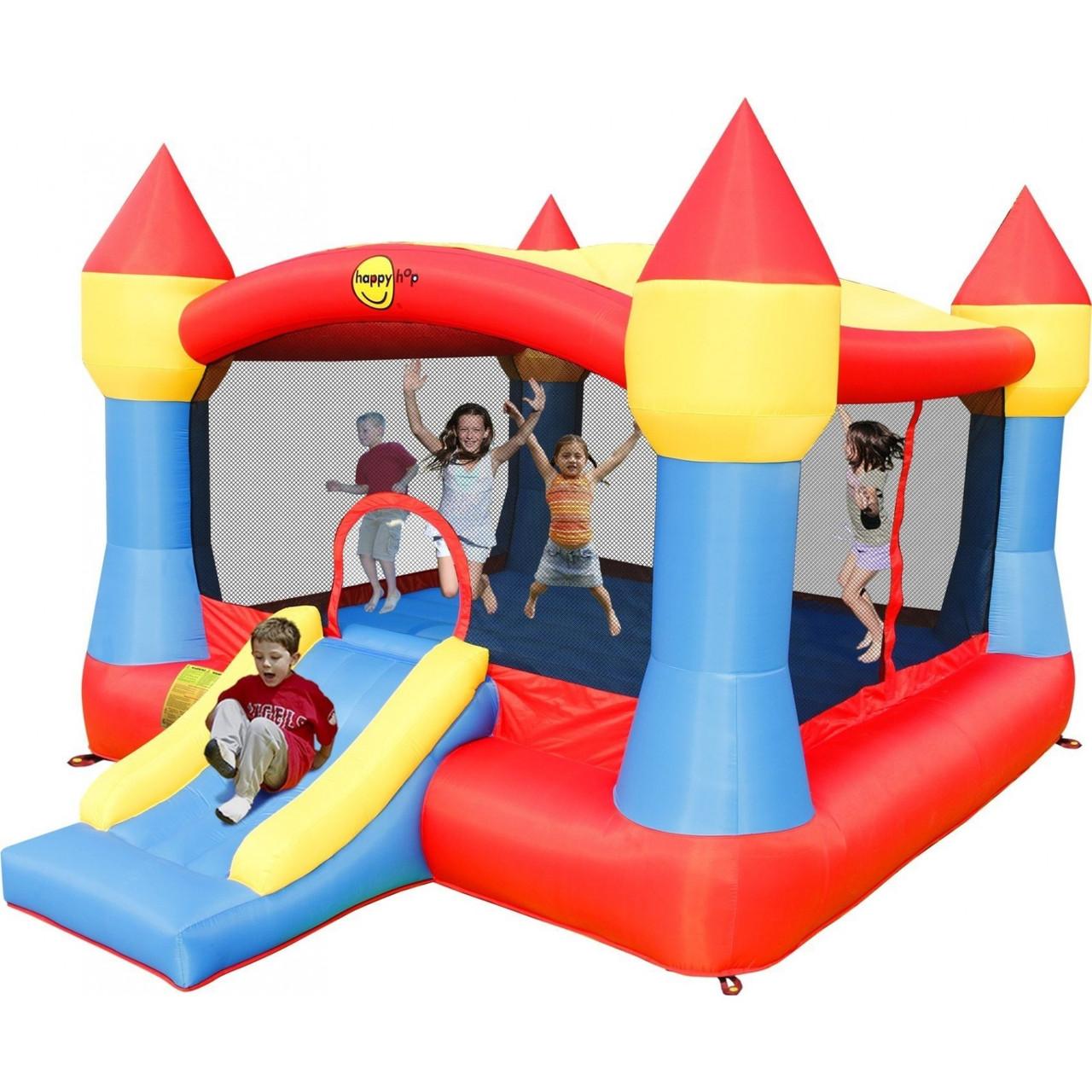 e9d775e70166 Детский надувной батут игровой центр аттракцион