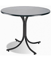 База стол для кафе Розана чёрная