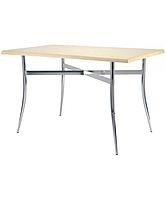 База стол для кафе Трейси дуо хром