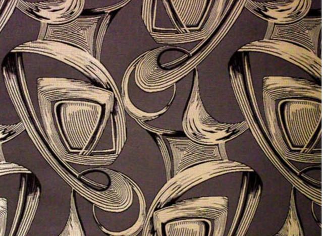 Ткань Ролекс жаккард Chocolate