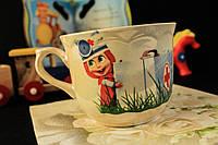 Чашка детская Маша доктор
