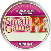 Рыболовные Лески И Шнуры Sunline SWS Small Game PE 150м 0.2/0.074мм 5Lb/2.1кг (16580409)