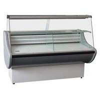Универсальная витрина Rimini-П-1,7 Н РОСС (холодильная)