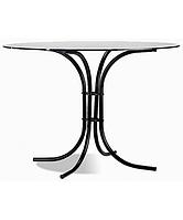 База стол для кафе Соня чёрная