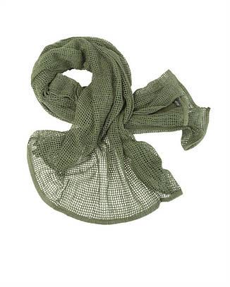 Mil Tec шарф-сетка оливковая, Olive, фото 2