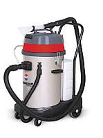 Профессиональный моющий пылесос экстрактор Biemmedue EX 80 с двумя турбинами (80 л), фото 1