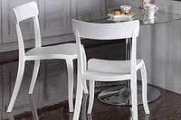 Стул Hera-S сиденье белое Papatya