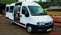 Переоборудование микроавтобуса Фиат Дукато