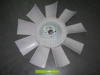 Крыльчатка вентилятора ЯМЗ 238НБ,238АК (универсальн.) (пласт.9-лопаст.) (Украина).
