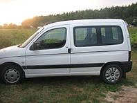 Переоборудование микроавтобуса Peugeot Partner