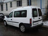 Переоборудование микроавтобуса Opel Combo