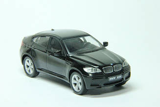 Суперкары №23 BMW X6 M | Модель коллекционная 1:43 | DeAgostini
