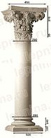 Колонна из гипса ка-105 Энтазис