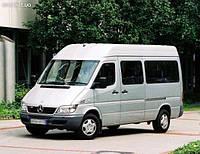 Переоборудование микроавтобуса Меrcedes Sprinter