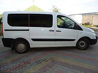 Переоборудование микроавтобуса Peugeot Expert