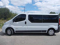 Переоборудование микроавтобуса Оpel Vivaro