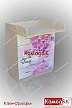 Комод пеленатор колір Дуб молочний + Орхідеї, фото 2