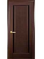 Дверь Луиза BLK каштан