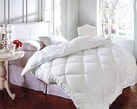 Одеяло евро, силиконовое из микрофибры, белое Облако2 (195х215 см.)