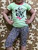"""Детская пижама для девочки трикотажная """"Taro""""  размер 104,128"""