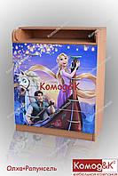 Комод пеленатор цвет Ольха + Рапунсель, фото 1