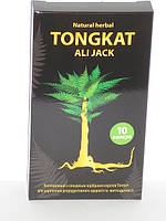 Таблетки для повышение потенции Тонгкат Али Джек (Tongkat Ali Jack) - 10 табл.