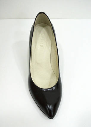 Туфли черные Камея 13-24, фото 2