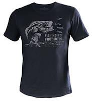 Футболка Fishing ROI BASS