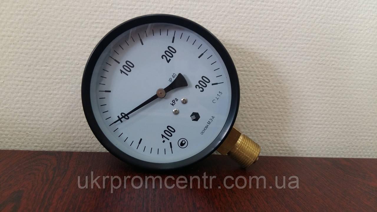 Вакуумметр М.3-В