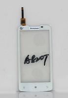 Оригинальный тачскрин / сенсор (сенсорное стекло) для Lenovo A820t (белый цвет)