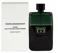 Туалетная вода Gucci Guilty Black Pour Homme 90 ml. тестер