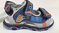 Детские открытые босоножки спорт для мальчика, летняя детская обувьТом.М. 20 21