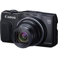 Цифровой фотоаппарат Canon PowerShot SX710HS Black (0109C012)