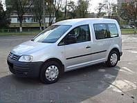 Переоборудование микроавтобуса Volkswagen Caddy