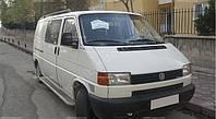 Переоборудование микроавтобуса Volkswagen Transporter T4