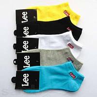 Носки Lee низкие унисекс