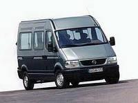 Переоборудование микроавтобуса Opel Movano