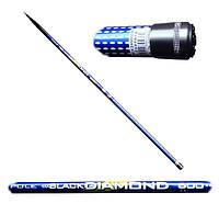 Маховое удилище RS Fishing Black Diamond Pole б/к
