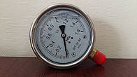 Манометр, вакуумметр и мановакуумметр виброустойчивый МТ-3У-Ву, МТ-3Ву (глицериновый)