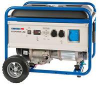 Генератор бензиновый ESE 6000 BS ES + набор колес