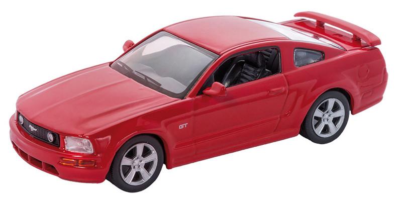 Суперкары №28 Ford Mustang GT | Модель коллекционная 1:43 | DeAgostini