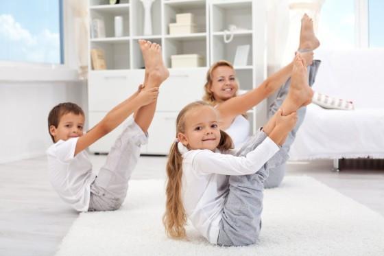Виды курсов инструкторов для детей про программе умное тело в школе Олимпия