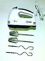 Ручной миксер Star ST133,товары для кухни,тостеры,чайники,кофеварки,блендеры