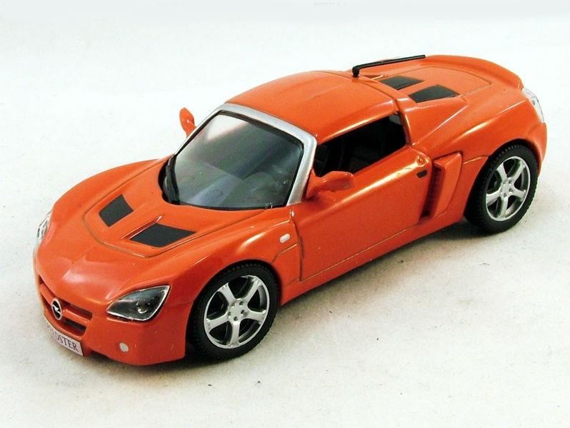 Суперкары №67 Opel Speedster | Модель коллекционная 1:43 | DeAgostini