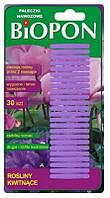 Удобрение в палочках BIOPON для цветущих растений, 30 шт