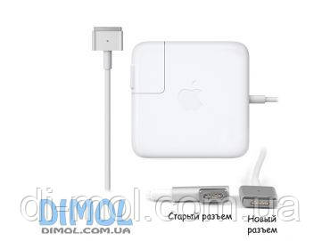 Оригинальный блок питания Apple A1436 14.85V, 3.05A (45W), разъем MagSafe2